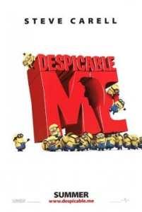 "Locandina di ""Despicable Me"""