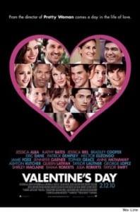 """Locandina di """"Valentine's Day"""""""