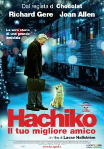 Hachiko - Il tuo migliore amico - Locandina