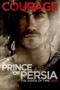 "Nuovo poster di ""Prince of Persia: Sands of Time"""