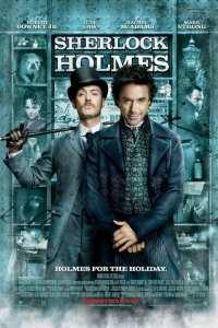 "Locandina di ""Sherlock Holmes"""