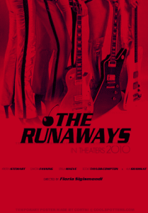 The Runaways - Locandina