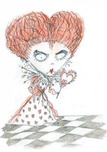 La Regina di Cuori