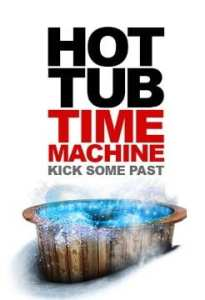 "Locandina di ""Hot Tube Time Machine"""