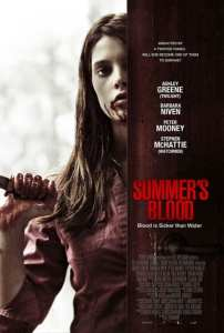 "Locandina di ""Summer's Blood"""