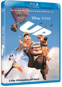 """DVD di """"UP"""""""