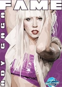 """Copertina di """"Fame"""" con Lady Gaga"""