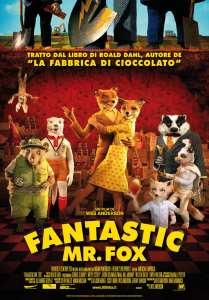"Locandina di ""Fantastic Mr. Fox"""