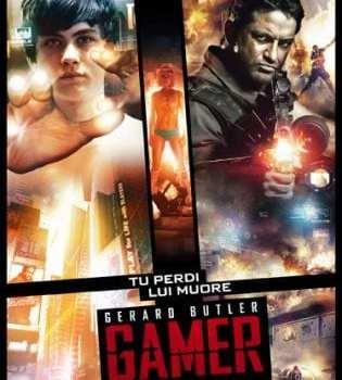 """Locandina di """"Gamer - tu perdi lui muore"""""""