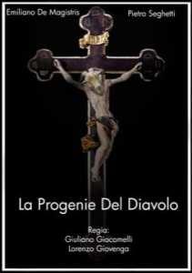 "Locandina de ""La progenie del diavolo"""