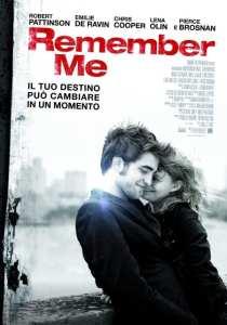 "Locandina di ""Remember me"""