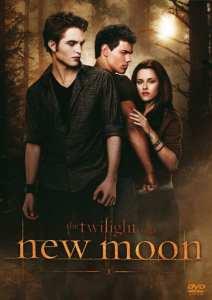 """Copertina della versione noleggio di """"New Moon"""""""