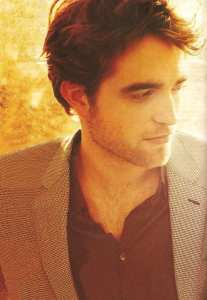 Robert Pattinson per Vogue
