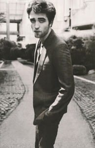 Robert Pattinson (Vogue)