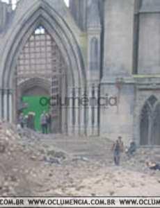 """Foto dal set di """"Harry Potter e i doni della morte parte II"""""""