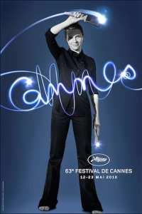 Locandina del Festival di Cannes 2010