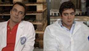 Alessandro Preziosi e Riccardo Scamarcio