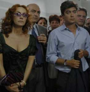 Elena Sofia Ricci e Riccardo Scamarcio