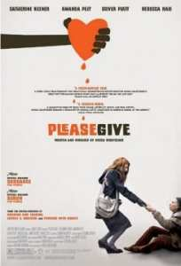 "Locandina di ""Please Give"""