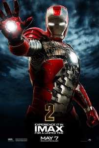 Iron Man 2 - IMAX Poster