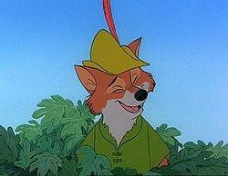 Robin Hood - versione Disney