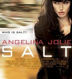 "Locandina di ""Salt"""