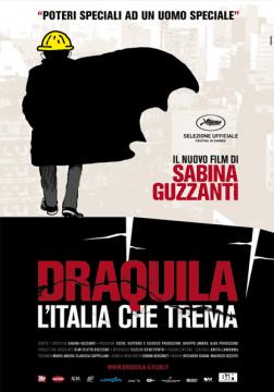 """Locandina di """"Draquila - L'Italia che trema"""""""