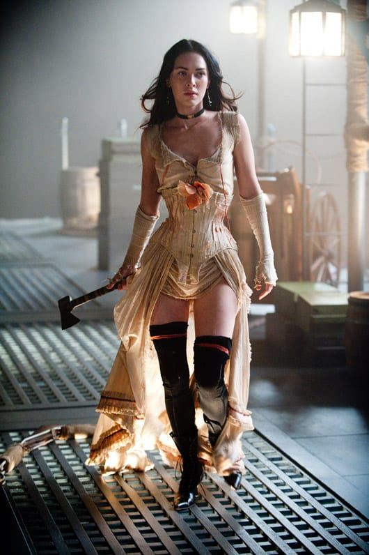 "Megan Fox  in ""Jonah Hex"""
