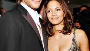Gabriel Aubry e Halle Berry