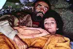 Sean Connery e Audrey Hepburn