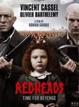 """Locandina di """"Redheads"""""""