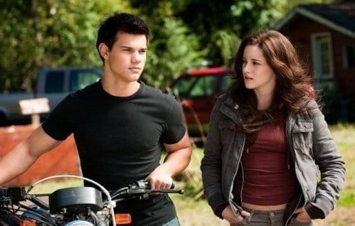 Taylor Lautner e Kristen Stewart