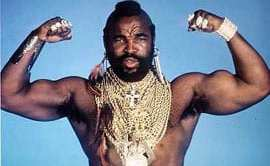 Laurence Tureaud alias Mr T.