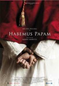 "La locandina di ""Habemus Papam"""