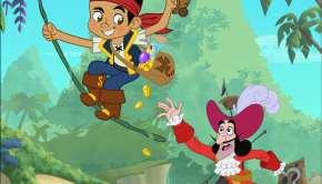 Jake e i Pirati dell'isola che non c'è