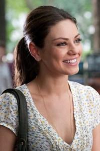"""L'attrice Mila Kunis potrebbe diventare Anastasia Steele per """"Cinquanta sfumature di Grigio""""?"""