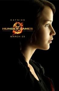 """Il poster di """"Hunger Games"""""""