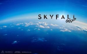 """Poster """"007 - Skyfall"""""""