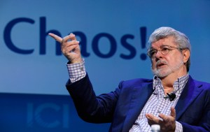 George Lucas | © Chip Somodevilla/Getty Images