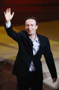 Roberto Benigni | © Vittorio Zunino Celotto / Getty Images