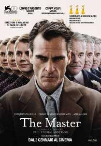 """La locandina di """"The Master"""", di Paul Thomas Anderson"""