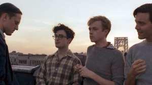 Daniel Radcliffe, Jack Huston, Dane DeHaan e Ben Foster nella prima immagine ufficiale di Kill your darlings