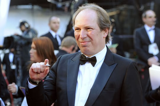 "Hans Zimmer con la trottola di ""Inception"" 