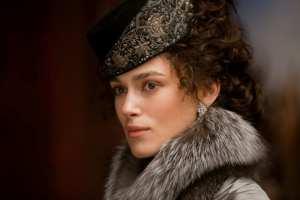 Keira Knightley è la protagonista di Anna Karenina