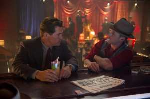 Josh Brolin e Ryan Gosling in Gangster Squad