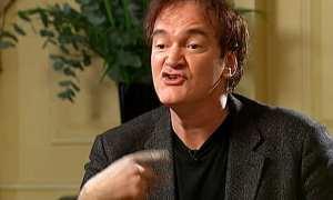 Quentin Tarantino furioso nell'intervista a Channel 4