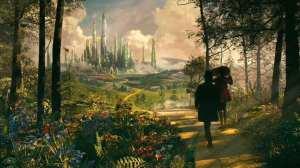 Un'immagine da Il grande e potente Oz