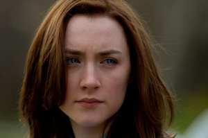 Saoirse Ronan in un'immagine di The Host