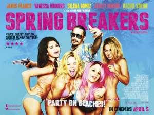 Un nuovo poster per Spring Breakers