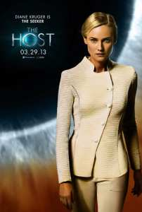 Diane Kruger nel character poster di The Host